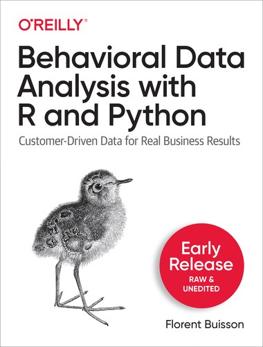 Behavioral Data Analysis with R and Python