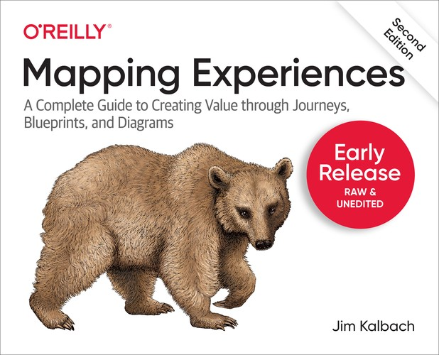 Mapping Experiences, 2nd Edition