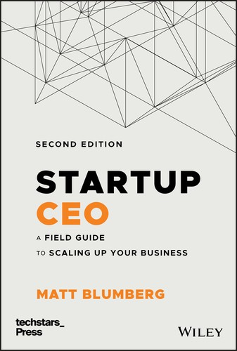 Startup CEO, 2nd Edition