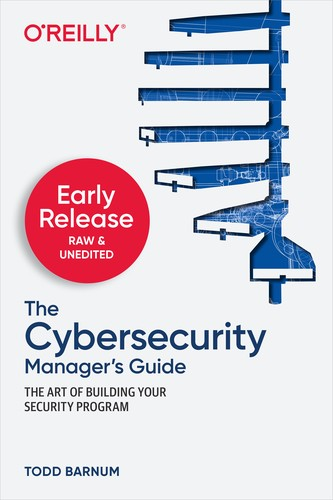 The Cybersecurity Manager's Guide