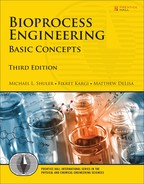 Bioprocess Engineering: Basic Concepts, 3rd Edition