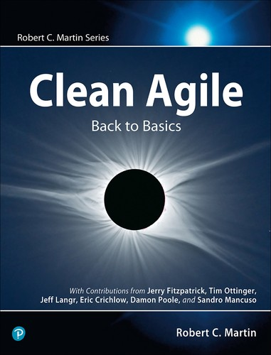 Cover image for Clean Agile: Back to Basics