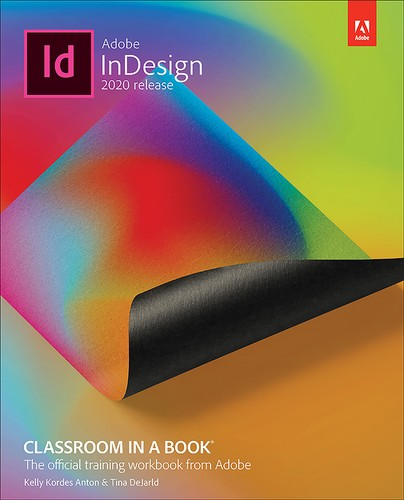 Cover image for Adobe InDesign Classroom in a Book (2020 release)