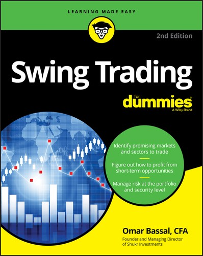 Cover image for Swing Trading For Dummies, 2nd Edition