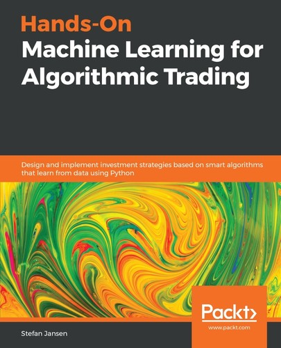 Cover image for Hands-On Machine Learning for Algorithmic Trading