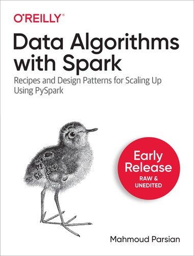 Cover image for Data Algorithms with Spark