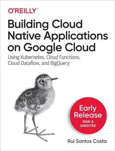 Cover image for Building Cloud Native Applications on Google Cloud