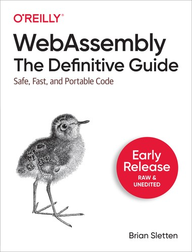 Cover image for WebAssembly: The Definitive Guide