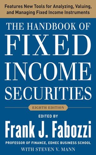 Cover image for The Handbook of Fixed Income Securities, Eighth Edition, 8th Edition