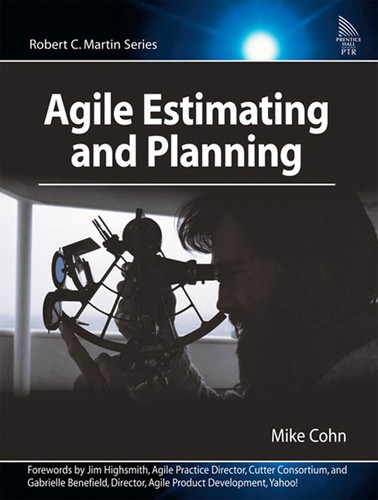 Cover image for Agile Estimating and Planning