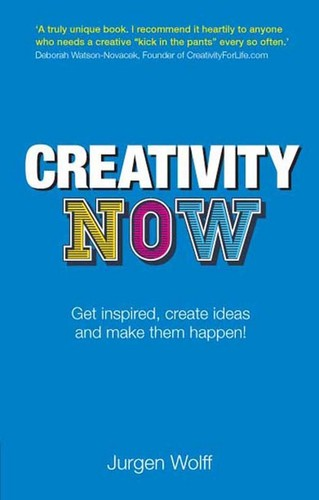 Cover image for Creativity Now, 2nd Edition
