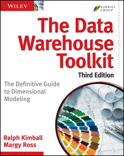 Cover image for The Data Warehouse Toolkit: The Definitive Guide to Dimensional Modeling, 3rd Edition