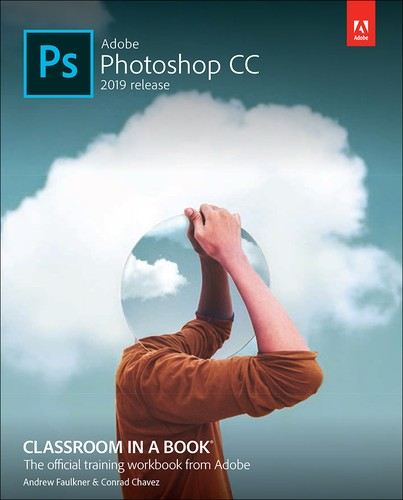 Cover image for Adobe Photoshop CC Classroom in a Book (2019 Release), First Edition