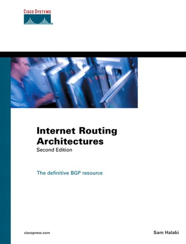 Cover image for Internet Routing Architectures, Second Edition