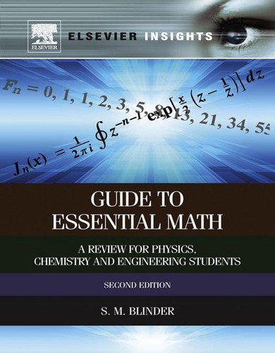 Cover image for Guide to Essential Math, 2nd Edition