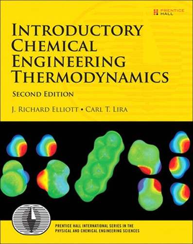 Cover image for Introductory Chemical Engineering Thermodynamics