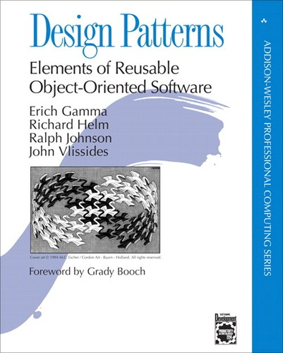 Cover image for Design Patterns: Elements of Reusable Object-Oriented Software