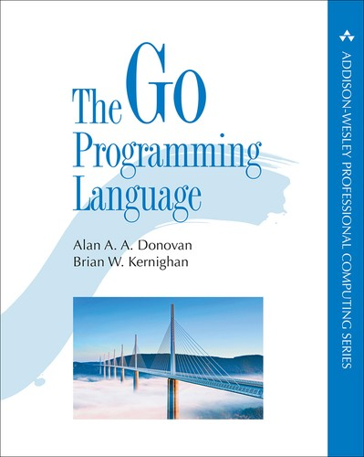 Cover image for The Go Programming Language