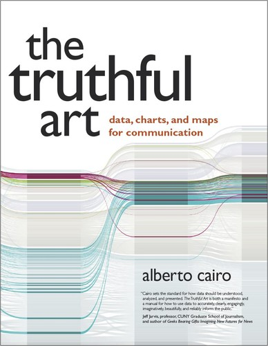Cover image for The Truthful Art: Data, Charts, and Maps for Communication